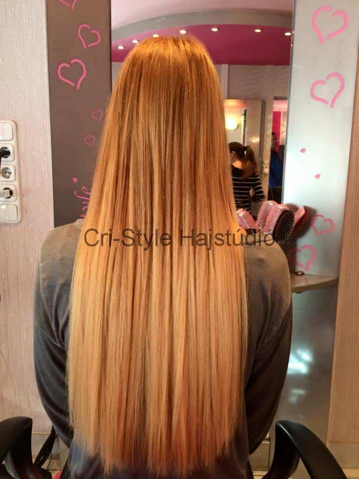 Mikrocsomózás, hajhosszabbítás
