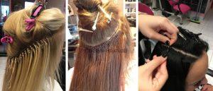 hajhosszabbítás módszerek