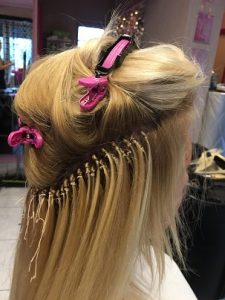 természetes hajhosszabbítás