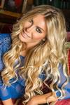 Crystal Hefner a Cri-Style hajhosszabbítást választotta