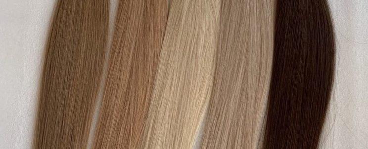 Hántolt vékonyított haj